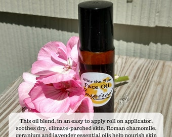 After the Sun Face Oil