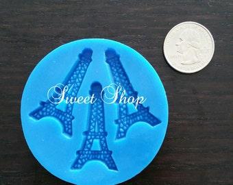 Eiffel Tower Silicone Mold
