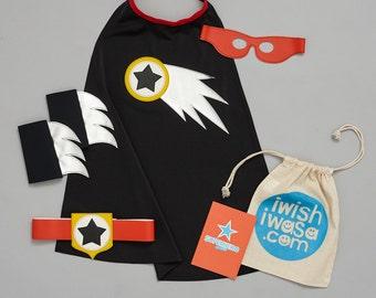 NEW*** COMET - superhero costume  - gift set