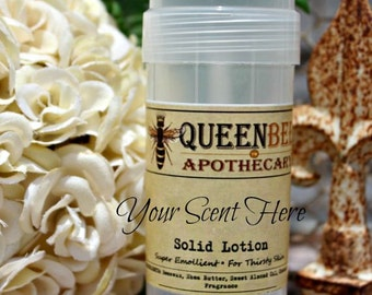 CHOOSE • YOUR • SCENT    Solid Lotion • Natural Paraben Free {Scents R-Z}