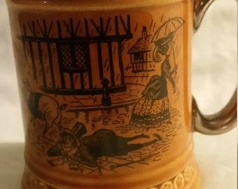Vintage Princess House Beer Mug
