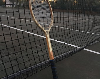 Vintage MacGregor Service Ace Fiber Forced tennis racquet