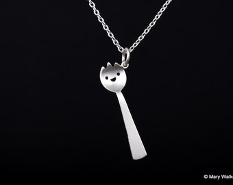 Spork Necklace