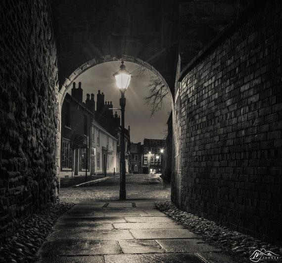 Dean Tait's Lane [Photographic Print]