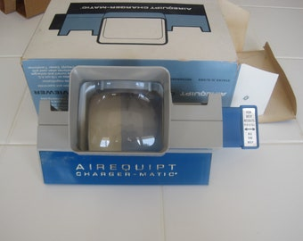 New Old Stock Aireoquipt Charger-Matic Blue Slide Viewer With Box