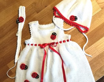 Baby dress, christening gown, christening, baptism