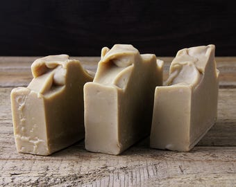 Lemon Myrtle & Australian Clay Soap / Vegan / Palm Oil Free / Handmade in Australia