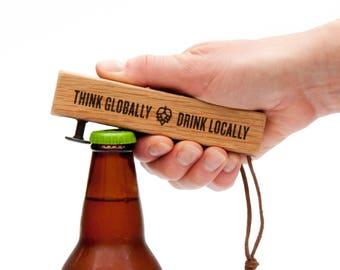 Dent-Free Bottle Opener - The Brewcapper™