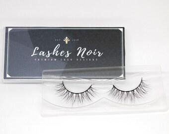 Glow Up - 3D Mink False Eyelashes - by Lashes Noir