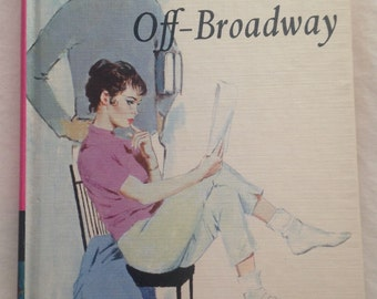 Peggy Plays Off-Broadway by Virginia Hughes