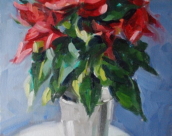 A Poinsettia isn't Just for Christmas