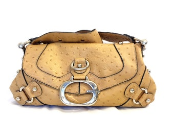 Vintage Guess Vintage Purse Designer Leather Handbag Leather Purse Vintage Western Handbag Purse Guess 90s Fashion