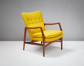 Kurt Olsen Model 215 Lounge Chair, 1954