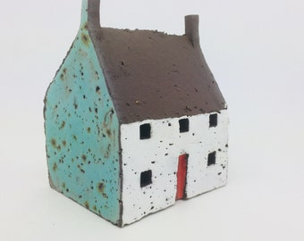 House with Two Roofs