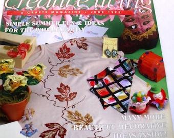 Aleene's Creative Living June 1993