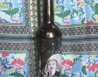 Altered bottle.