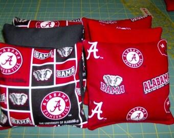 Our Double set of Alabama Crimson Tide