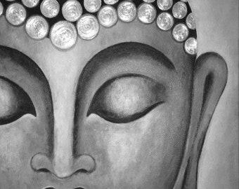 Grey Buddha 4