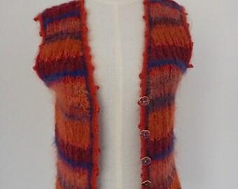 70s or 80s wool vest