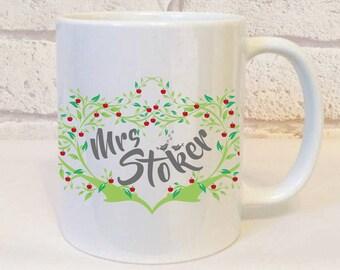 Teacher Gift, Personalised Teacher Gift, Teacher Mug, Teacher Present, Present For Teacher, Teacher Coffee Mug, Personalised Gifts, Mugs.