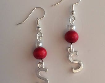 Stanford University Game Day Earrings