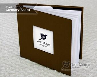 Baby Memory Book - Brown