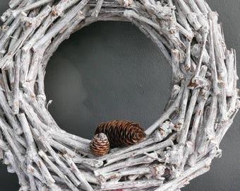 Wreath * batons * 40Ø