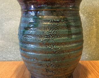 Handmade Raku Pottery