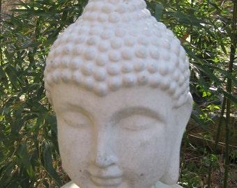 Buddha Head Statue (Large)