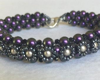 Tutorial: Pearl Perfection Bracelet
