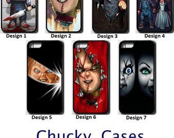 Chucky Phone Cases iPhone 5 5C SE 6 7 8 PLUS X Case Cover