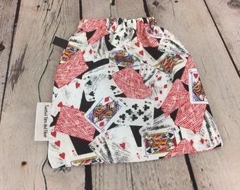 Cards Poker, Yarn Ball bag, Yarn Bowl, Yarn Holder
