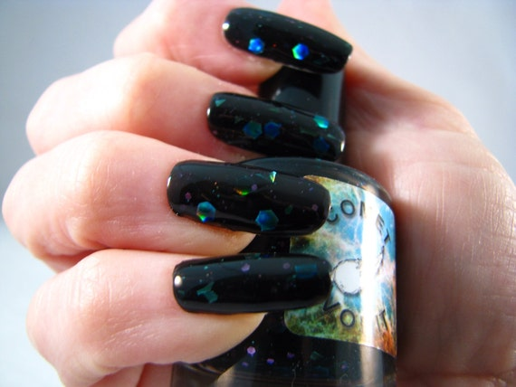 Cosmosis nail polish by Comet Vomit