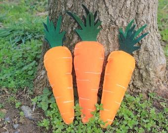 felt carrot,felt food,felt toys,natural toys