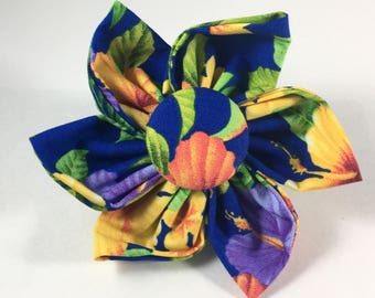 Dog Flower, Dog Bow Tie, Cat Flower, Cat Bow Tie - Maui