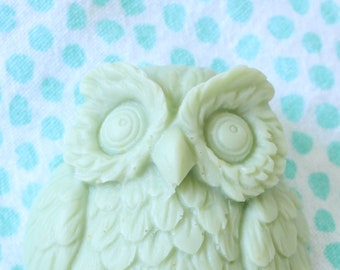 Hedwig Owl Soap - Coconut Rosemary Pepper