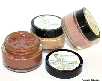 Super Hydrating CC Cream with Broad Spectrum Mineral Sun Protection