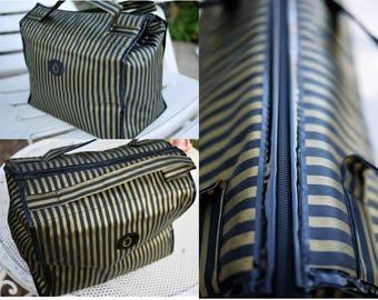 Vintage Beauty Case/bag Make up/