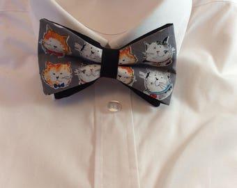 Kitties Bow Tie