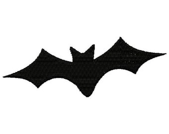 Halloween Bat Embroidery Design - Instant Download