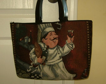 THE CHEF Purse