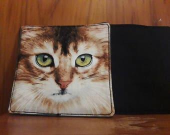 Set of 4 Cat Selfie Coasters