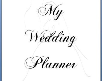 You personal wedding planner A5