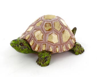 Little turtle ceramic
