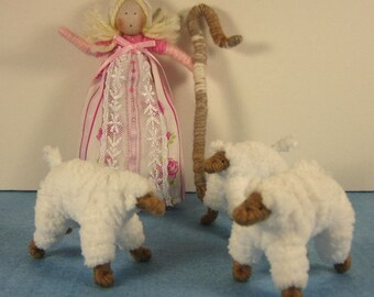 Little Bo peep Storybook doll set