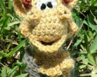 Dragon Hatchling Crochet Pattern