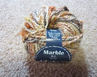 N.Y. Yarns Marble Yarn Color No. 01 ID No.38078 DISCONTINUED
