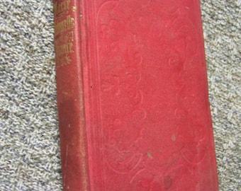 1849 Book The History Of Marie Antoinette by Josh S.C. Abbott