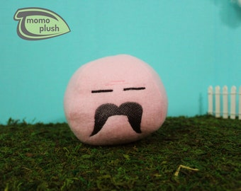 Petite farce Clannad Old Man Dango Plushie - Dango Daikazoku Plush - Cosplay fait main fibre ou Mix