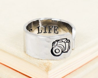 Capture Life Ring